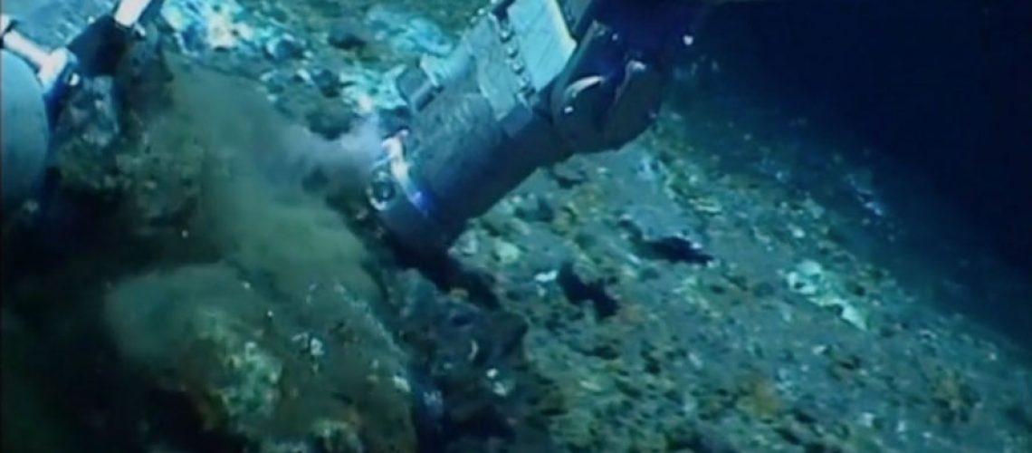 Marine-mining